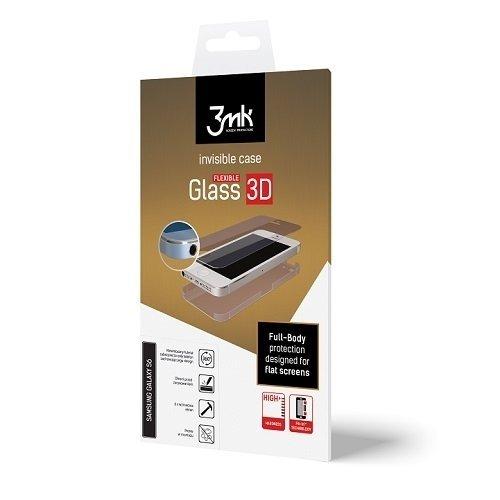 3MK FlexibleGlass 3D Xiaomi Mi9 SE Szkło Hybrydowe+Folia