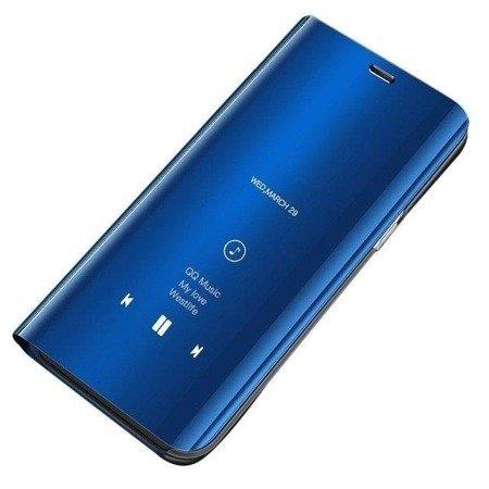 Clear View Case futerał etui z klapką Xiaomi Mi 9 niebieski