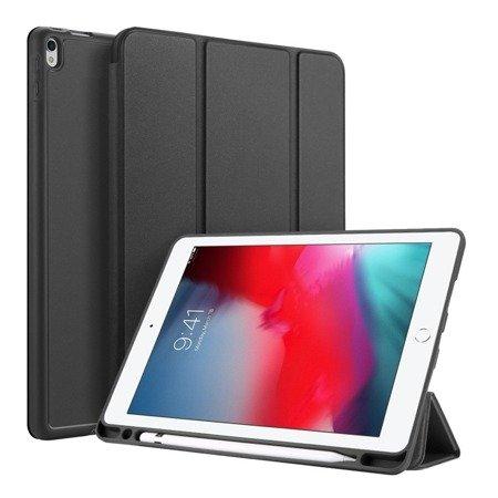DUX DUCIS Osom żelowe etui na tablet Smart Sleep z podstawką iPad Pro 10.5'' 2017 / iPad Air 2019 czarny