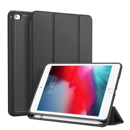 DUX DUCIS Osom żelowe etui na tablet Smart Sleep z podstawką iPad mini 2019 / iPad mini 4 czarny