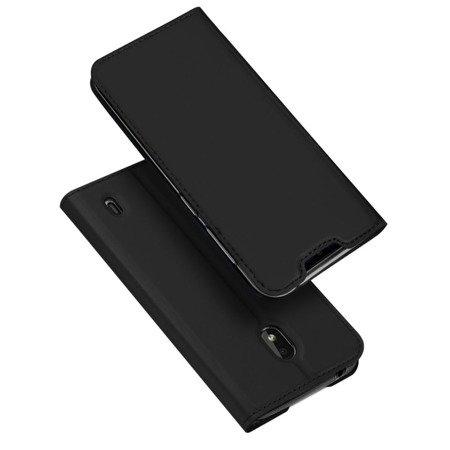 DUX DUCIS Skin Pro kabura etui pokrowiec z klapką Nokia 2.2 czarny