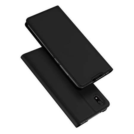 DUX DUCIS Skin Pro kabura etui pokrowiec z klapką Xiaomi Redmi 7A czarny