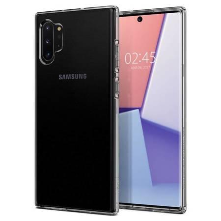 Etui Spigen Liquid Crystal Galaxy Note 10+ Plus Crystal Clear