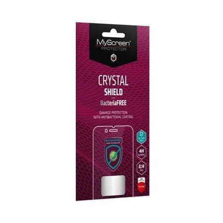 Kingxbar Wish Series etui ozdobione oryginalnymi Kryształami Swarovskiego iPhone 11 Pro Max srebrny