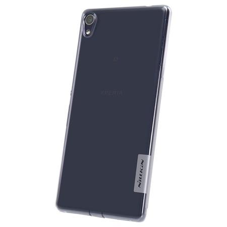 Nillkin żelowe etui Ultra Slim Nature Sony Xperia XA F3111 F3113 F3115 przezroczyste