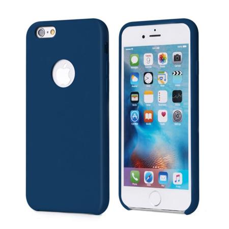 REMAX żelowe etui Kellen Series iPhone 7 Plus niebieskie
