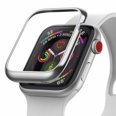 Ringke Bezel Styling Apple Watch 40mm - AW4-40-01 silver
