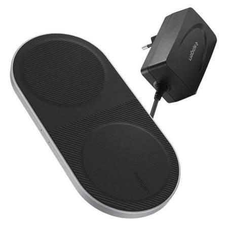 Spigen F310w Duo Wireless Charger Black