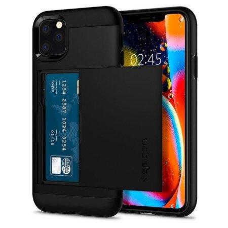 Spigen Slim Armor Cs Iphone 11 Pro Black