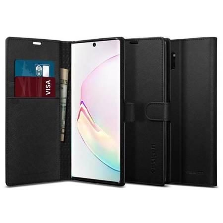 Spigen Wallet S Galaxy Note 10+ Plus Black