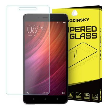WOZINSKY szkło hartowane 9H PRO+ Xiaomi Redmi Note 4X / 4 (Snapdragon global version) / 4 (MediaTek)