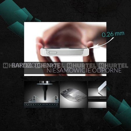 WOZINSKY szkło hartowane Xiaomi Redmi 4A wielopak - 10 sztuk