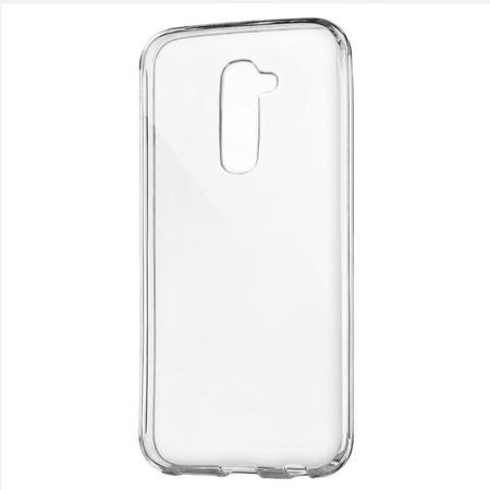 Żelowy pokrowiec etui Clear Gel 1.0mm Huawei Honor 6X przezroczyste